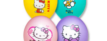 Шар Hello Kitty