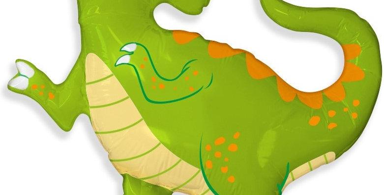 Шар Фигура Веселый Динозаврик