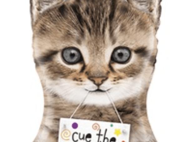 Фигура Котёнок в колпаке