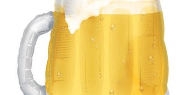 Пиво в кружке, 71 см