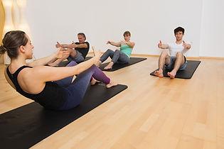 Pilates roll down workshop Freiburg