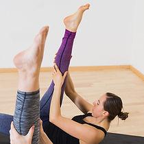 hamstring pull 1 Faszien Pilates Iris Jacobs