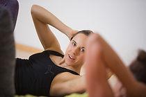 Pilates Personal Training zertifiziert