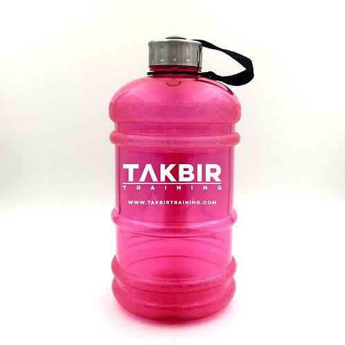 Pink Aqua Cylinder