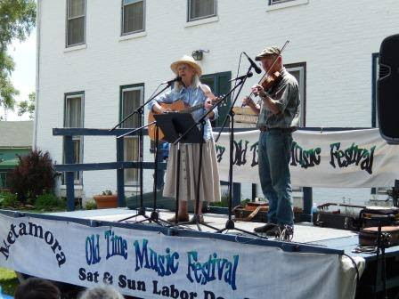 Strawberry Days offers live music at Banes House