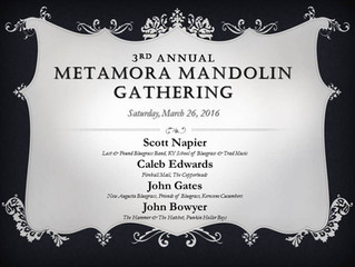 Mandolin Gathering 2016