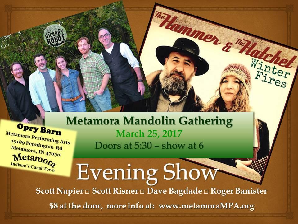 mandolin gathering poster