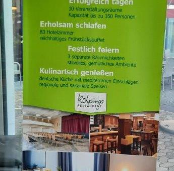 Betriebserkundung: Parkhotel Kolpinghaus, 17. Juni 2021