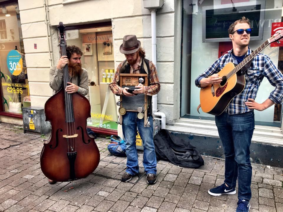 Galway Street Performers