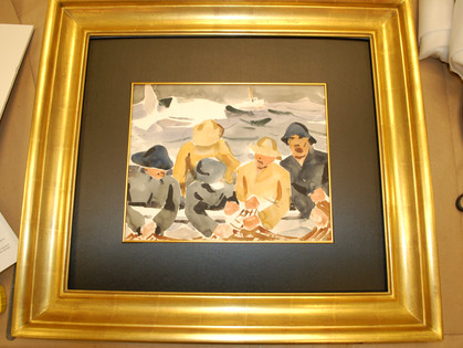 Framing at Elizabeth Moss Galleries and other services...