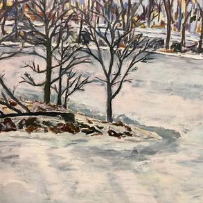 Androscoggin Series: Cold Day Mid February