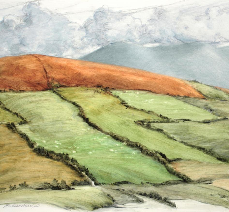 Glan Mountain, County Kerry 2000