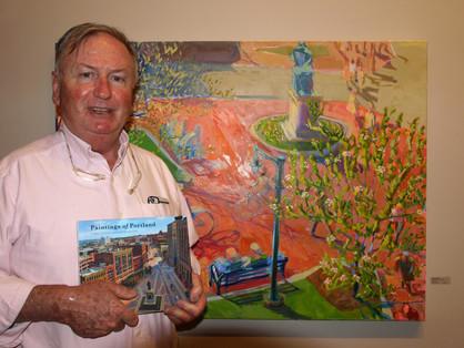 """Paintings of Portland"" by Carl Little & David Little"