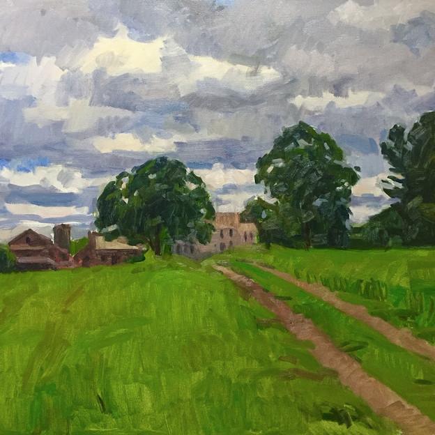 Overcast, Ashlawn Farm