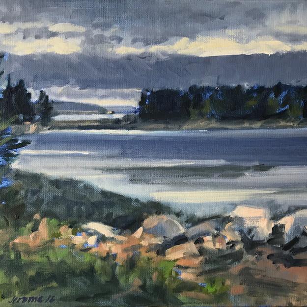 Storm, Across the Pond