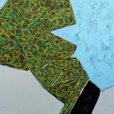 Island Geometry, Monhegan: Rockweed No. 14