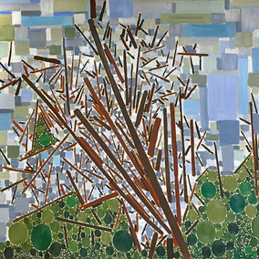 Lynne Drexler, Beyond the Hill