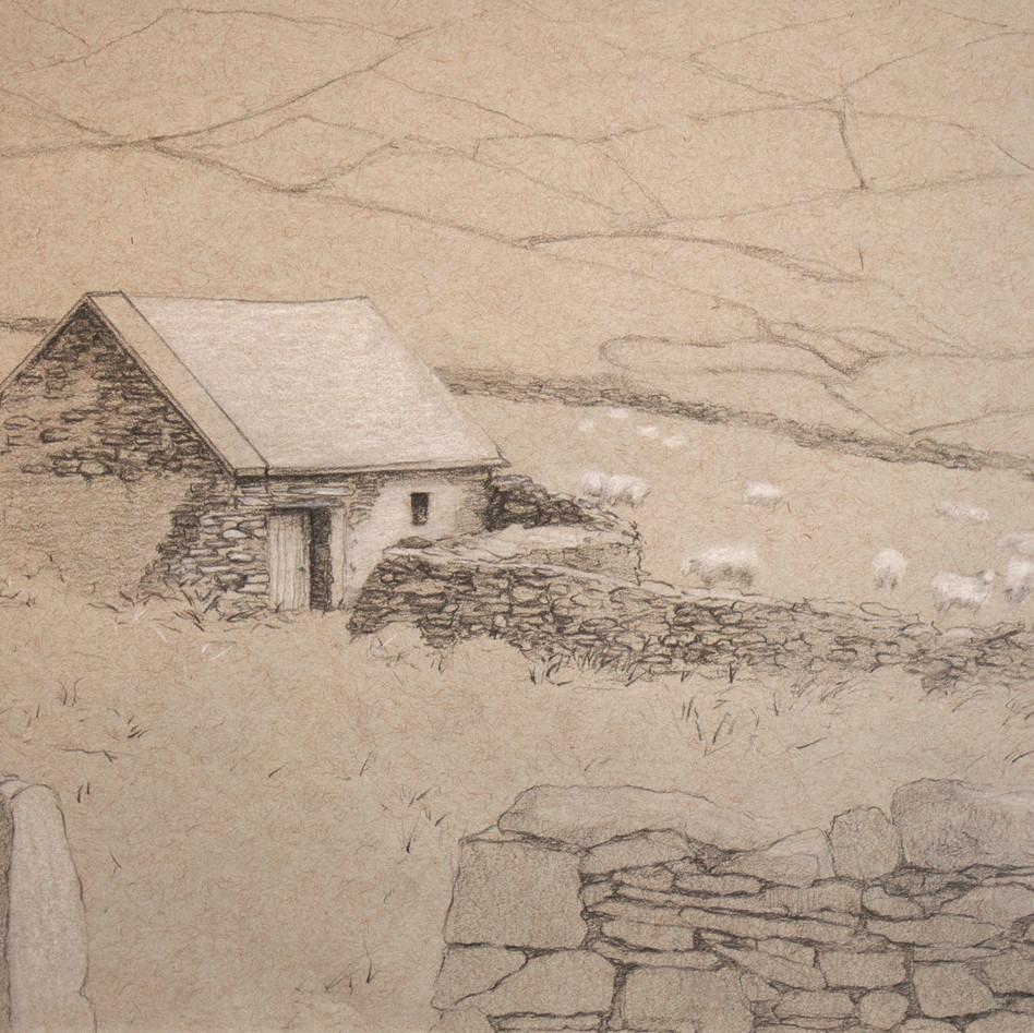 Stone Hut Coumeenole