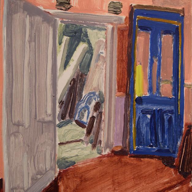 Blue Door, Eastport