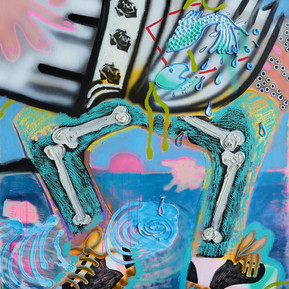 Jangle Bones  2017