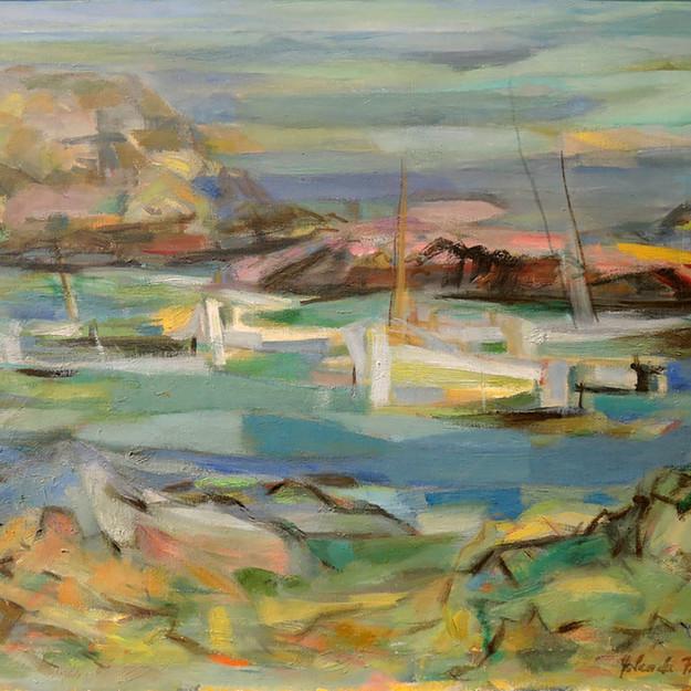 Monhegan Harbor II