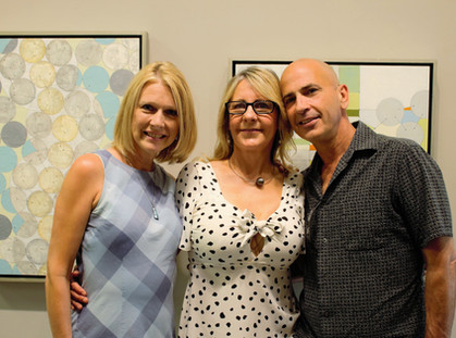 Opening Reception for Annie Darling & Liz Hoag-Round One!