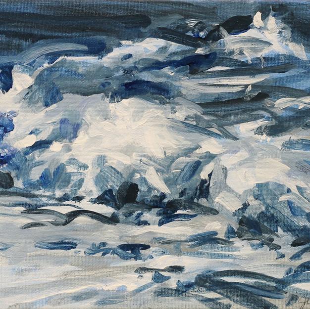 Surf/ Blue Series #1