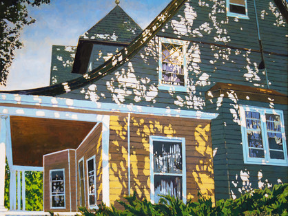Robert Wieferich's Our Home Through the Seasons; Refamiliarizing the Familiar by Ben Lussier