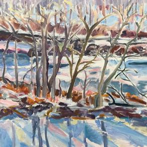 Androscoggin Series: Winter Thaw