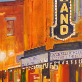 The Strand Theater No. 1, Rockland