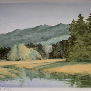 Carrabassett Backwater