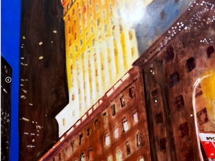 An Interview with Laura Waller:  Bright Lights, Big City