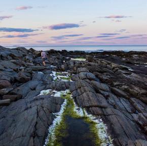 """Emmett Hamilton """"Ocean Rocks"""""""