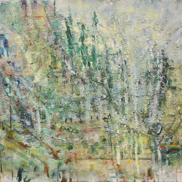 In the Mountains,  c. 2008