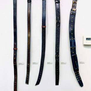 Hand Tooled Belts
