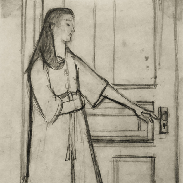 Will Barnet, Youth