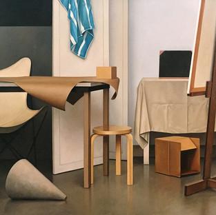 Mark Wehtli, Bowdoin Studio, 1986