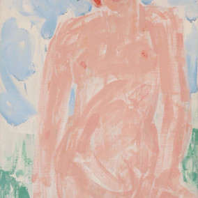 Stephen Pace, Pensive Nude