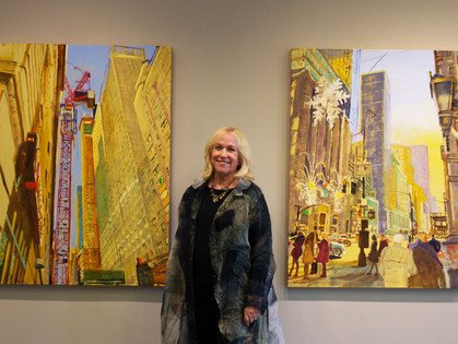 """Bright Lights, Big City"" Opening Reception"