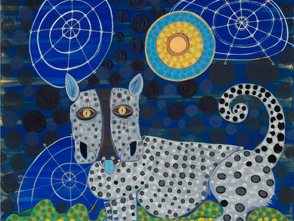 Eva Goetz: Animals With and Without Teeth Opening 10/26