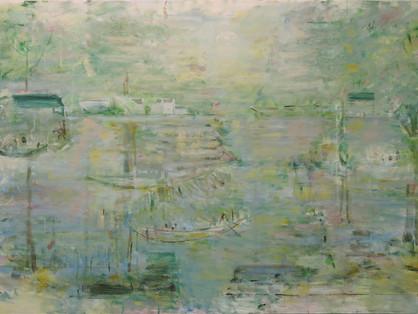 "Art Notes: Frances Hynes' ""Summer Place"""