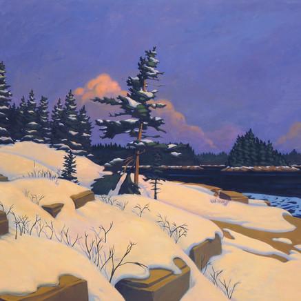 Nathaniel Meyer Rolling Island Snow