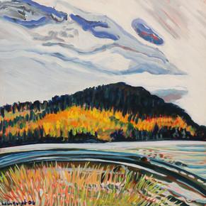 October at Eagle Lake