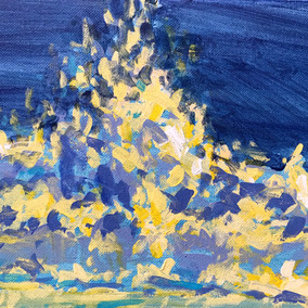 Wild Surf/ Color Series #3