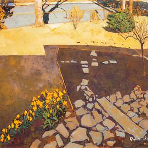 Stone Path, Spring