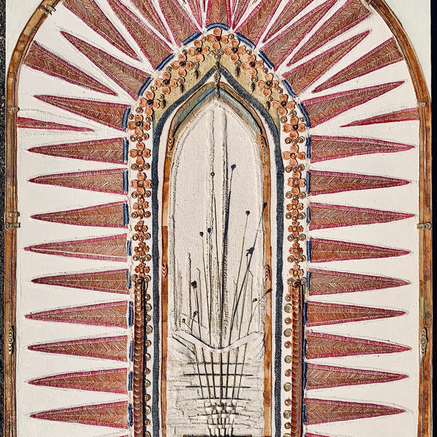 Arches in Magenta