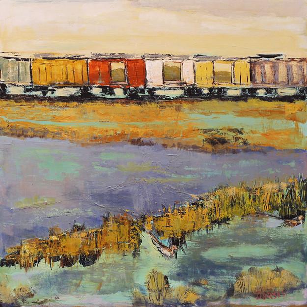 Nearby Railroad