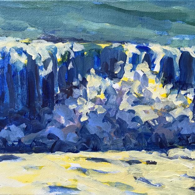 Wild Surf/ Color Series #1