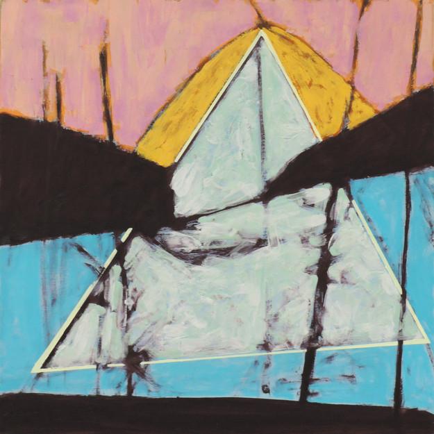 Island Geometry Acadia 2017 (Compass Harbor No.5)