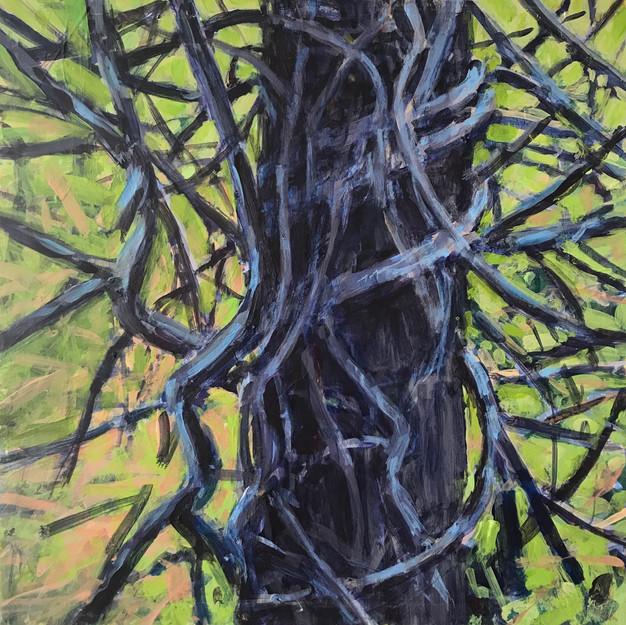 Spring Vines Grid 1